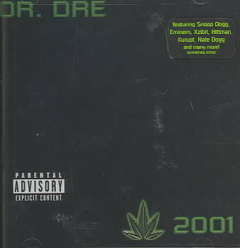 2001 BY DR. DRE (CD)