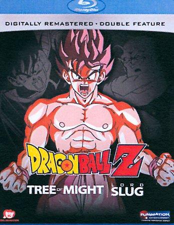 DRAGON BALL Z:TREE OF MIGHT/LORD SLUG BY DRAGON BALL Z (Blu-Ray)