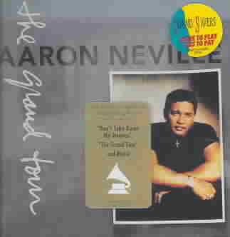 GRAND TOUR BY NEVILLE,AARON (CD)